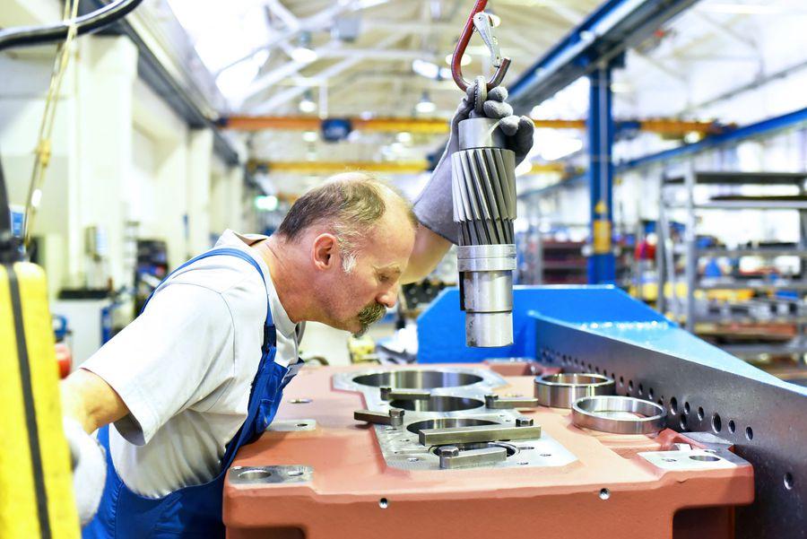 Arbeitsplätze Automobilindustrie Deutschland